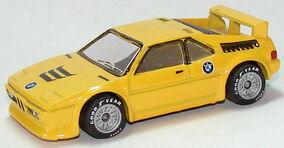 BMW M1 WCl