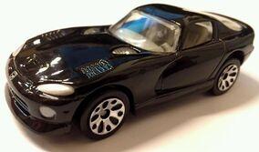 MBX Metal Dodge Viper GTS-R