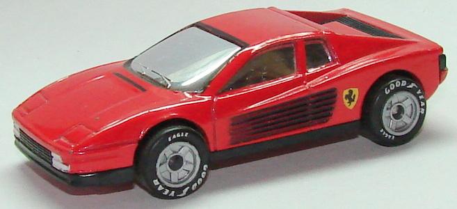 Matchbox Ferrari Testarossa Promo Model - Global Diecast Direct