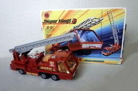 Fire Tender (K9 1973-82)