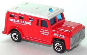 7869 Armoured Truck R