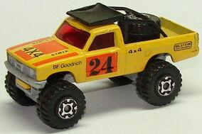 8213 4x4 Open Back Truck L