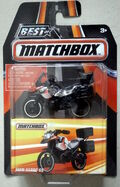 Best of Matchbox 2016 BMW R1200 GS