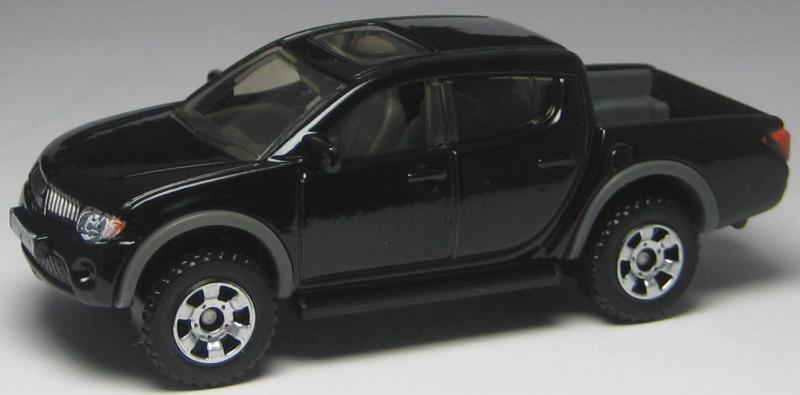 Mitsubishi L200 Triton 2008 Matchbox Cars Wiki