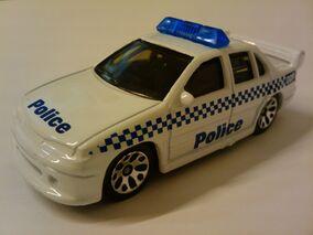 Ford Falcon Police