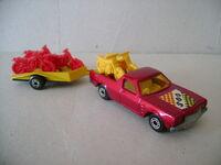 Holden pick up+motorrad transporter