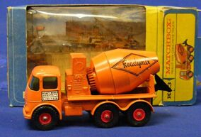 Ready-mix Concrete Truck (1963-66 Box)