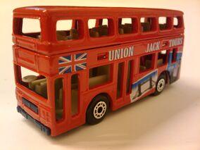 50th London Bus