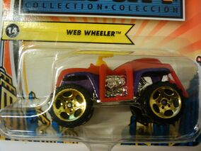 Hero City Web Wheeler