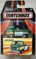 Best of Matchbox 2016 Dodge A100 Pickup