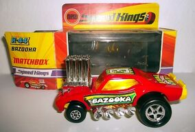 Bazooka (1973-1976 Speed Kings)