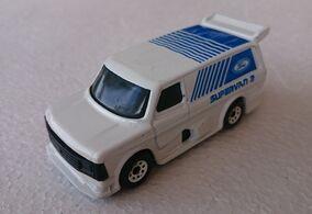 Ford Supervan II (MB166)