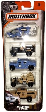 Military (2016 5 Pack)