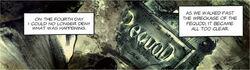 Pequod Nameplate