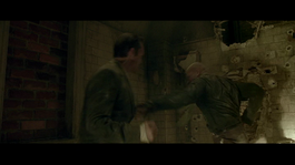 Hotel Ambush Morpheus vs Smith