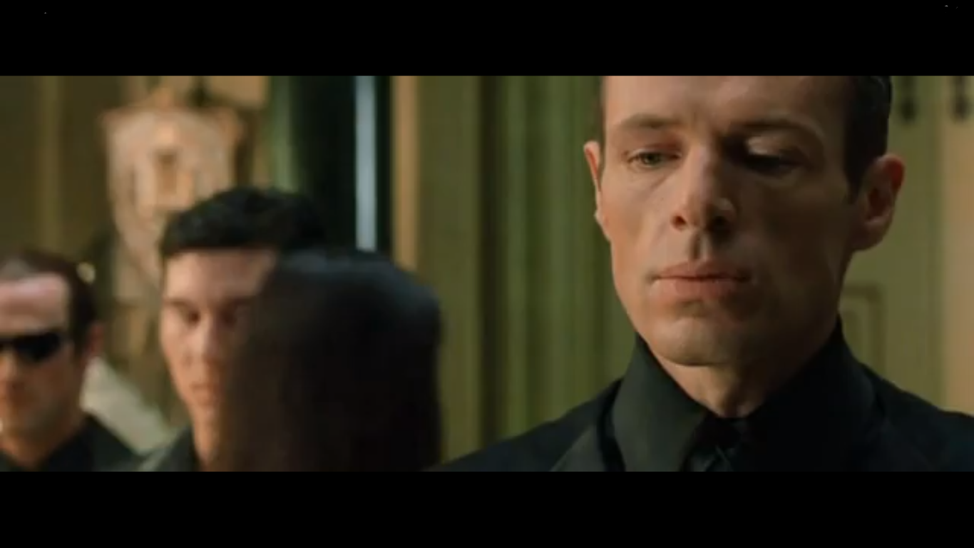 Matrix - how can we ever have time? - YouTube