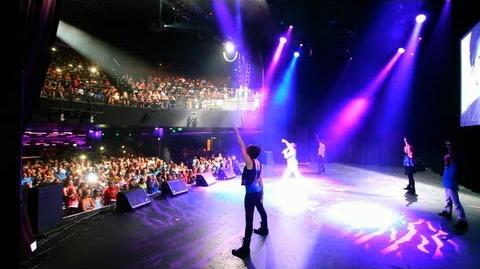 MattyB LIVE at Club Nokia (Los Angeles)