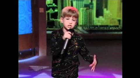 MattyBRaps Live on The Wendy Williams Show
