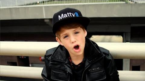 MattyB Debuts 11 on Billboard.com!