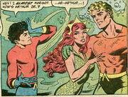 Aquaman Garth Mera