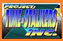 Project;time-stalkers,inc patch red bc4 z