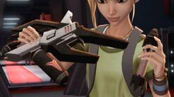 Max Steel Reboot Suspended Animation's Gun