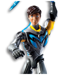 Max Steel Cyber Armor