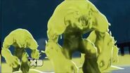 Max Steel Reboot Radioactive Goopaniod