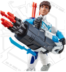 Max Steel Spin Attack
