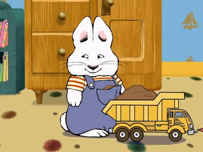 Max Cleans Up Max Amp Ruby Wiki Fandom Powered By Wikia