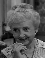 Mrs Mendelbright up in barns room
