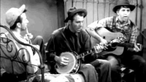 """The Darlings-Andy Griffith Show """"Dooley"""""""