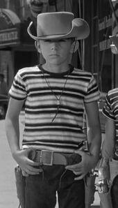 Steve Runaway kid