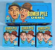 Gomer Pyle Cards 1