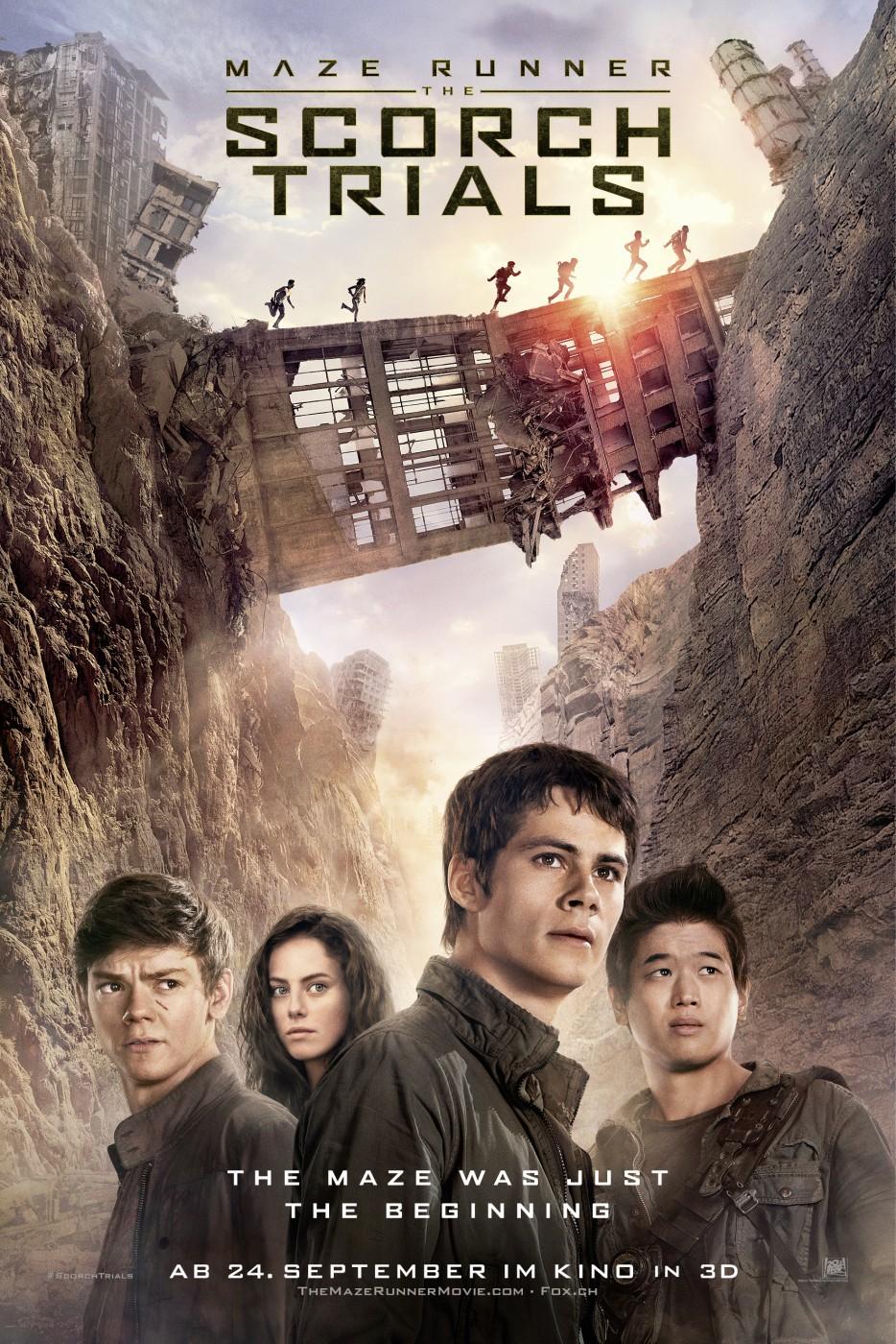 Maze Runner 2 Full Movie German
