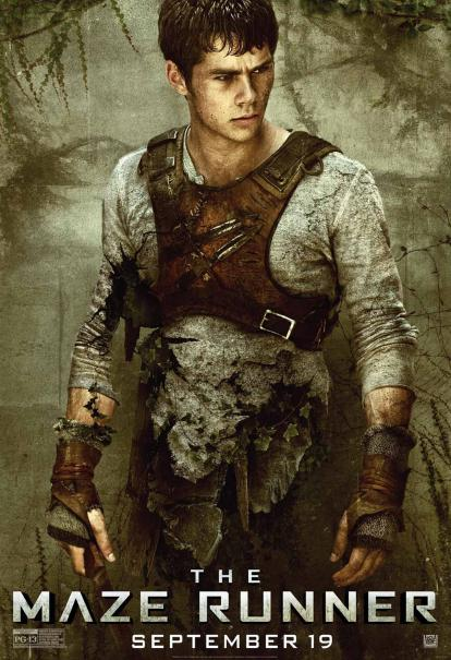 Image result for thomas the maze runner