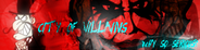 City of Villans banner 2