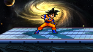 Goku's old design