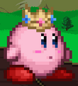 SSF2 Peach Hat Kirby