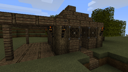 Small Cabin Extension