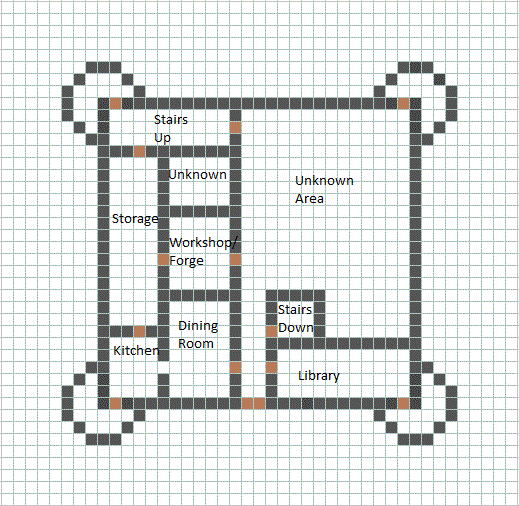 Castle Blueprint Minecraft Constuctions Wiki Fandom
