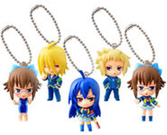 Medaka Box Swings