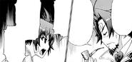 Kajiki argues with Medaka