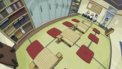 Shogi Club room