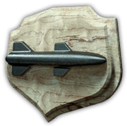 Missile Attack Icon MOH2010