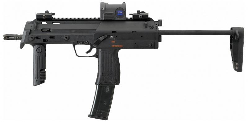 ARMSLIST - For Sale: Heckler & Koch MP7A1 PDW Machine Gun Dealer ...