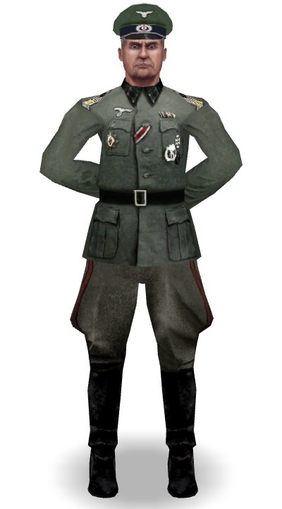 Image - X.m.s.DE - Wehrmacht Officer.jpg | Medal of Honor ...