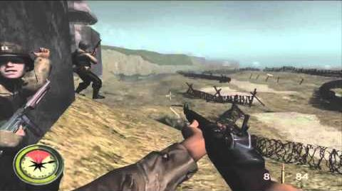 Medal of Honor Frontline Remastered (PS3) First 10 Minutes