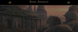 Idol Assault Loading Screen