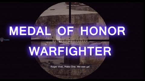 "Medal Of Honor Warfighter - Singleplayer Exclusive Preleased Gameplay ""Soreleave"" - PC"